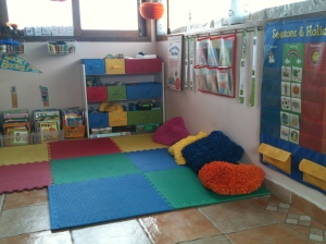 Sala de aula Kids 1